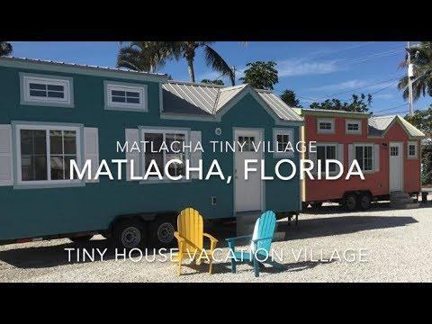 Tiny House Vacation Village in Matlacha, Florida!
