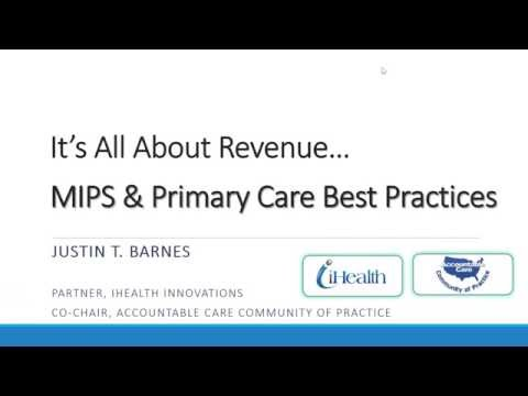 Primary Care & The MACRA Final Rule