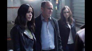 Agents of S.H.I.E.L.D.'s Chloe Bennet Wants to Be in Fitz & Simmons' Wedding
