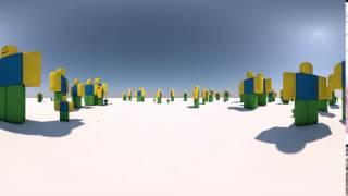 Roblox 360 Animationstest