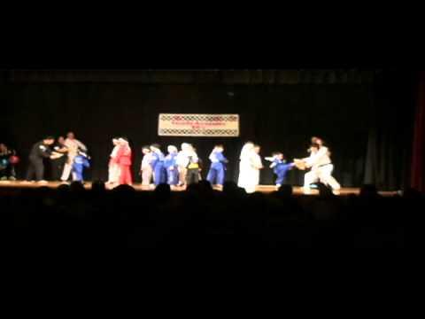 US Black Belt 2012 Talent Show Children and Low Belts (1st Act)
