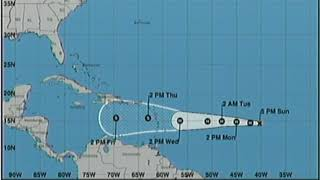 Eyes on Tropical Storm Isaac