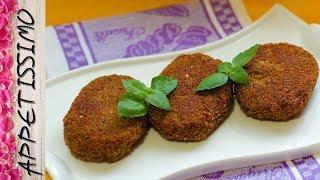 Постные грибные котлеты. Постные рецепты / Vegan Mushroom Patties