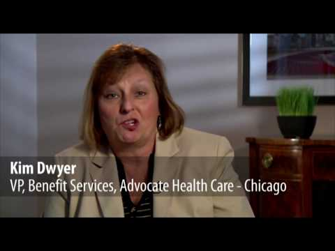 Kim Dwyer, VP, Benefit Services, Advocate Health Care - Chicago