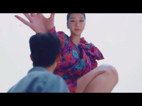 Korean Giantess in Netflix Serie
