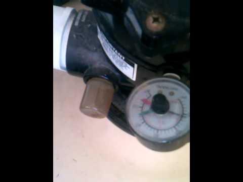 Piscinas c mo funciona una v lvula selectora o llave s for Como funciona una depuradora