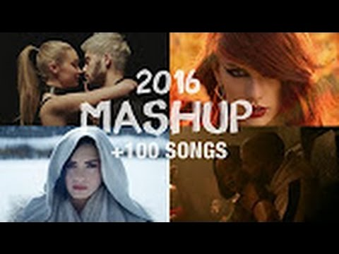 100 top pop songs mashup 2016 youtube for Pop house music