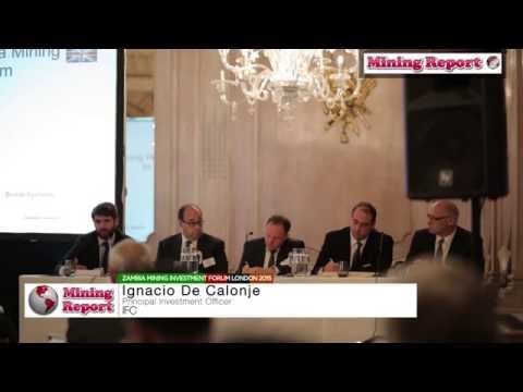 Mining Finance Panel : MINING REPORT - Zambia Mining Investment Conference London 2015