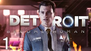 Detroit po raz drugi! | Detroit: Become Human [DRUGA SERIA] [#1]