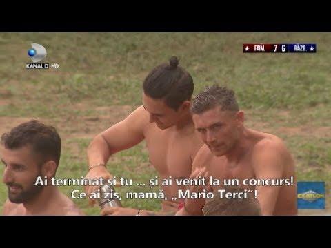 Exatlon Romania (27.01.)-Giani despre Mario Fresh: