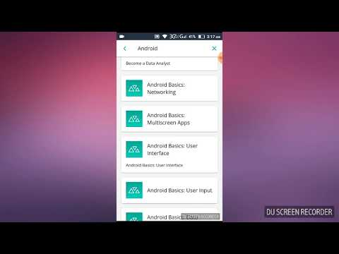 Android Basics Nanodegree For Free In Udacity