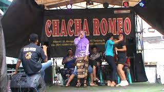 CHACHA ROMEO  TIADA GUNA MOY CIKINI AMPIUN GOLD CENTRE JAYA FAUZIAH