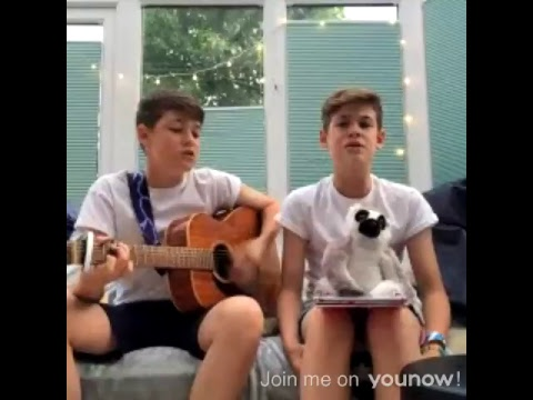 I'm LIVE on YouNow July 1, 2017