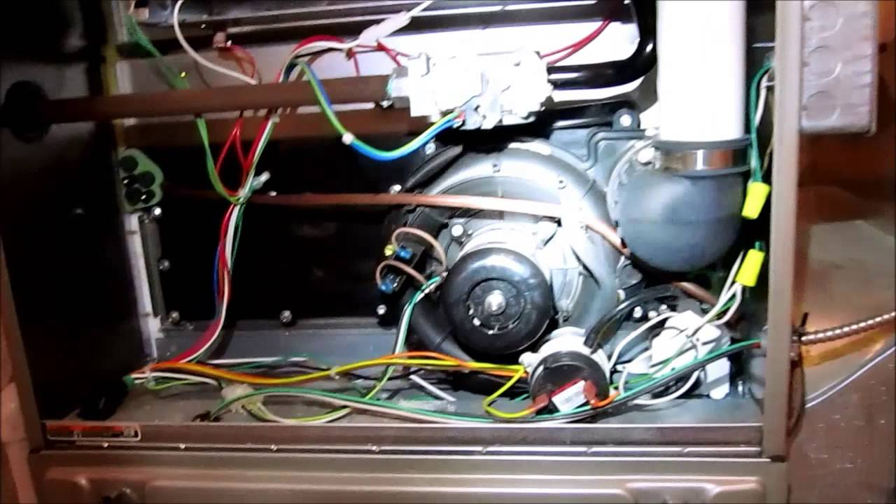 Carrier furnace 59SC5A120 pressure switch fault code #31 ...