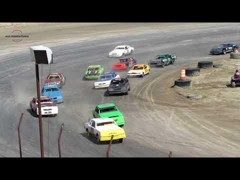 Desert Thunder Raceway Hobby Stock Main Event 9/30/18