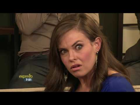The most dramatic moment ever with cast of 7 de Laan