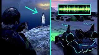Space Docker Rare Horn PLAYED BACKWARDS! (Hidden Messages in GTA 5!?)