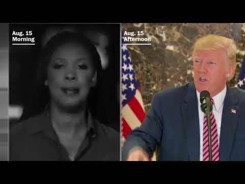 Download Youtube: How Trump's talking points on Charlottesville match up with Fox News
