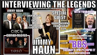 Jimmy Haun: Masterful Prog Guitarist & Award-Winning Composer