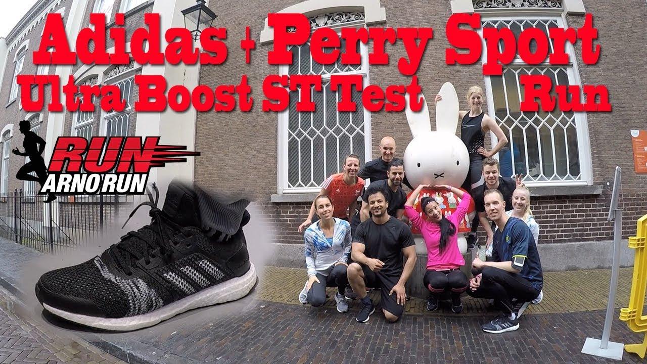 code promo 23dda 1eac8 Adidas Perry Sport Ultra Boost ST Test Run