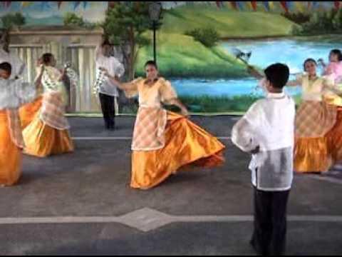 16 Best Philippine Dances   Volume 4   Dance 7   Putungan