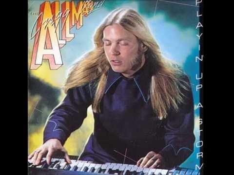 Cryin Shame   The Gregg Allman Band   1977