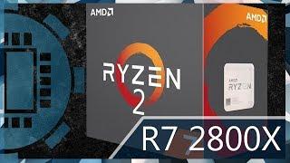 Will AMD Release a Ryzen 7 2800x?