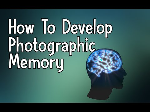 Untapped Books on Photographic Memory Training