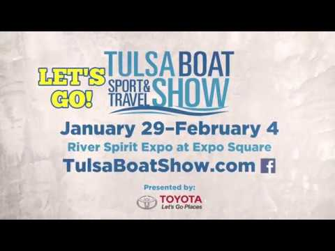 Tulsa Boat Show 2018 - TV Commercial