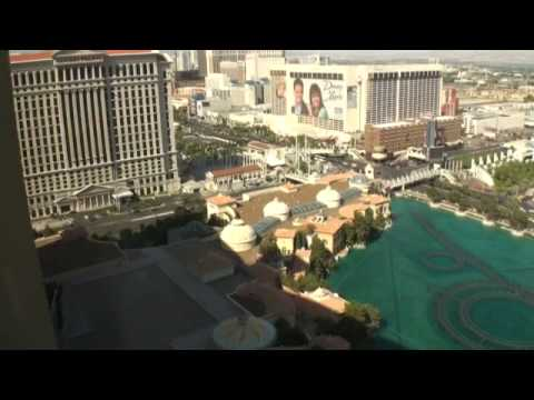 Bellagio Lakeview One Bedroom Penthouse Suite 1 Las Vegas Hotel Room Youtube