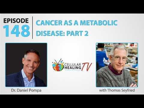 Cancer as a Metabolic Disease: Part 2 - CHTV 148