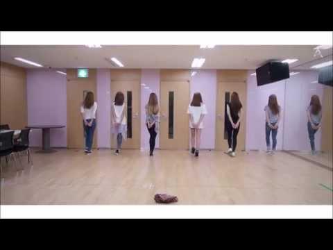 A Pink (에이핑크) - Mr Chu Dance Practice (Japanese Version Audio)