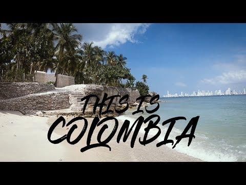 THIS IS COLOMBIA 2018   Cartagena de Indias   Tayrona Park I Travel