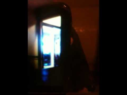 EVP: CREEPY AS HELL ANGRY VOICE!