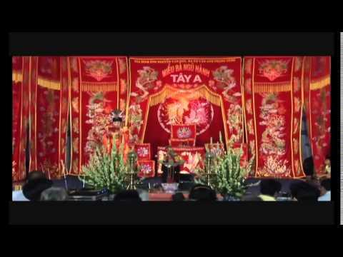 Hát Chầu Mạnh Lệ Quân - Ngan Tuan , Binh Tinh, Tu Suong, Vu Linh