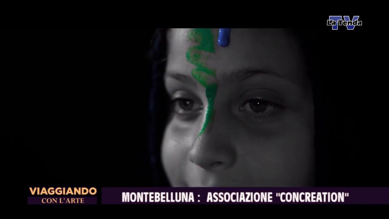 """Viaggiando con l'arte - Montebelluna: Associazione """"Concreation"""""""
