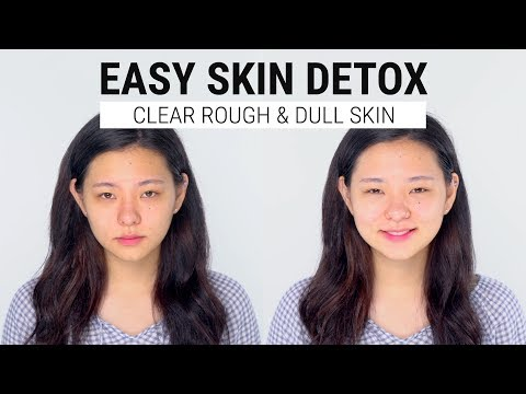 How To Detox Skin in 1 Day | I'm From Ginseng Mask