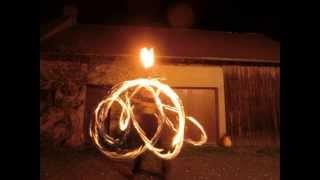 Fire juggling Jam