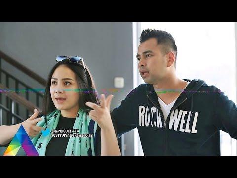 JANJI SUCI 10 JANUARI 2016 - Raffi Kangen Olga Syahputra Part 2/4