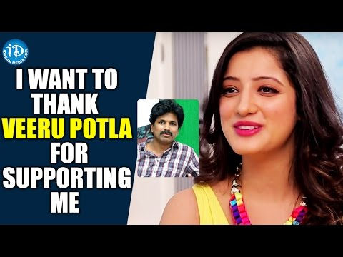 I Want To Thank Veeru Potla For Supporting Me - Richa Panai || Talking Movies With iDream
