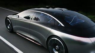 2021 Автомобили будущего /Audi, BMW и Mercedes-Benz