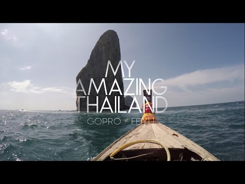 My Amazing Thailand | Gopro Hero4 | Feiyu Tech G4S