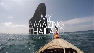 My Amazing Thailand | Gopro Hero4 | Feiyu Tech G4S