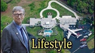 संसारकै धनी व्यक्ति बिल गेट्सको जीवनशैली\\Bill Gates Real Lifestyel ,  Family, House, Car Net Worth