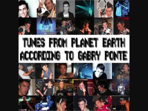 GABRY PONTE - Never Leave You Alone