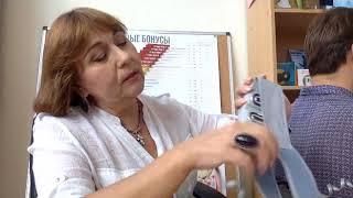 Видеоотзыв физиотерапевта об аппарате ДЭНАС Остео