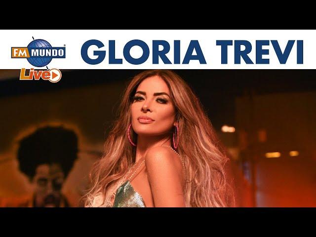 Gloria Trevi en exclusiva para Fm Mundo