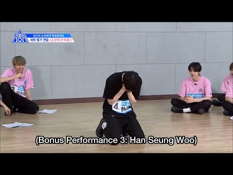 [ENG SUB] PRODUCE X 101 Trainees Center Battle
