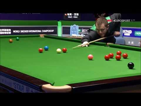 Mark Allen Vs Mark Selby Final International Championship 2017