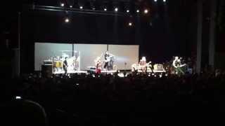 Blondie Live at Cirkus, Stockholm. June 10, 2014. Rapture.